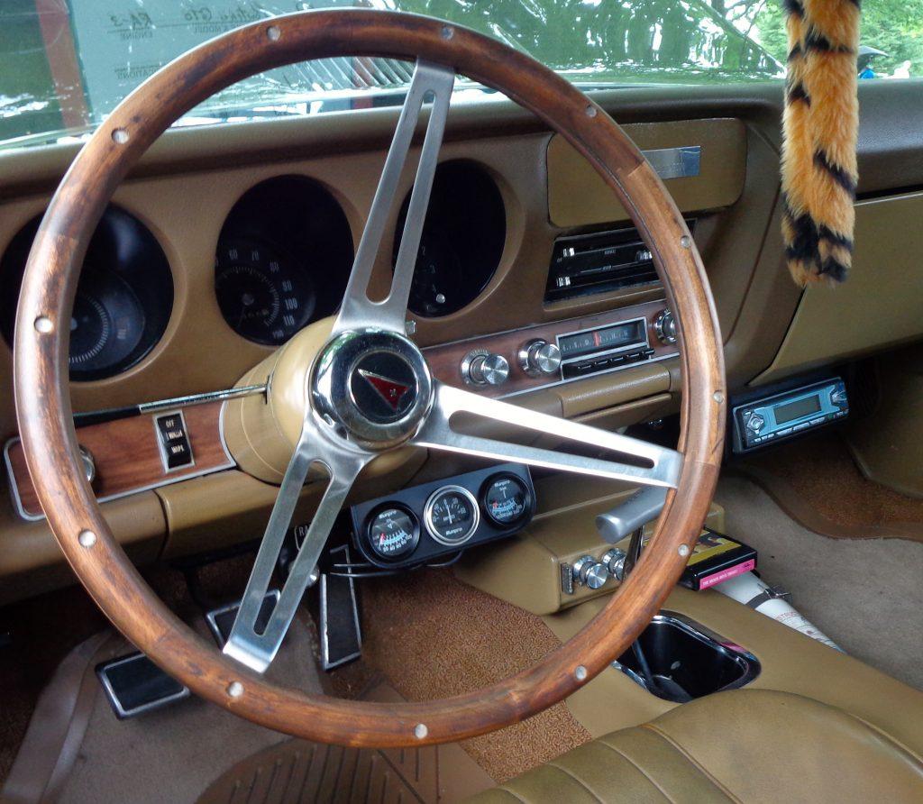 Pontiac Engine Typical Power Steering Brackets 1968 Gto Shown